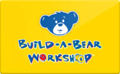 Build a Bear gift card