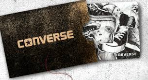 Converse gift card