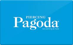 Piercing Pagoda gift card