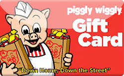 Piggly wiggly gift card