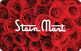 Stein Mart gift card