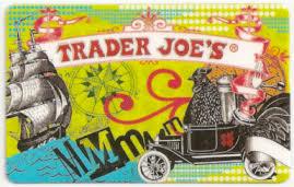 Trader Joes gift card