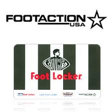 footaction gift card