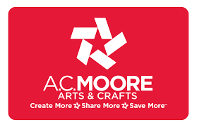 AC Moore gift card balance checker