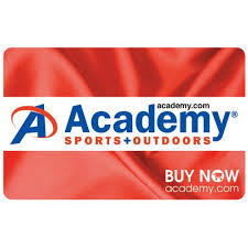 Check your Academy sports gift card balance online