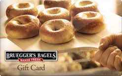 Brueggers Bagels gift card balance checker