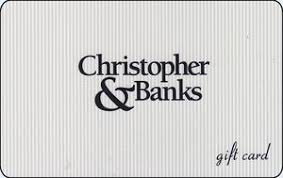 CJ Banks Gift card