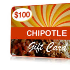 Chipotle gift card balance checker