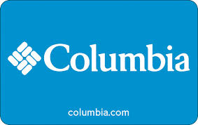 Columbia Gift card balance checker