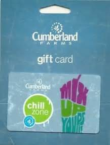 Cumberland farms gift card