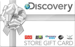 Discovery Channel gift card balance checker