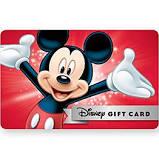Disney Parks gift card