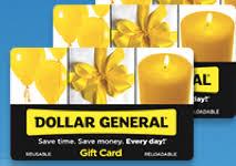 Dollar general gift card