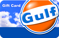 Gulf Gift card balance checker