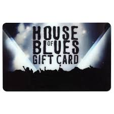 House of Blues gift card balance