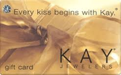 Kay Jewelers gift card
