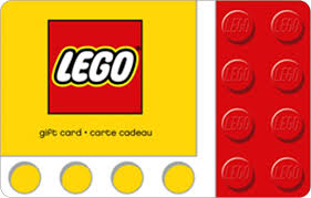 Lego Store gift card