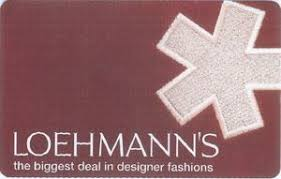 Loehmann's gift card balance checker