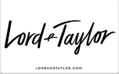 Lord and taylor gift card balance