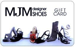 MJM Shoes gift card balance checker