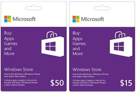 Microsoft store gift card balance checker