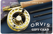 Orvis Gift card