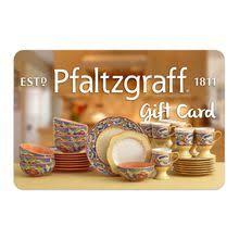 Pfaltzgraff gift card