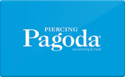 Piercing Pagoda gift card balance checker