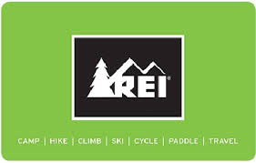 REI Gift Card balance checker