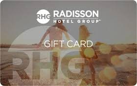 Radisson hotel gift card balance checker