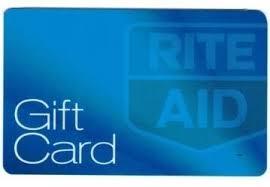 Rite aid gift card