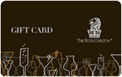 Ritz carlton Gift card