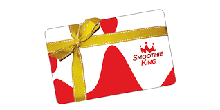 Smoothie king gift card balance checker