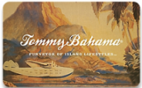 Tommy Bahama gift card balance checker