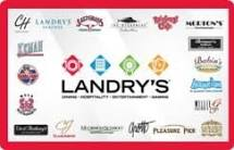 landrys restaurants gift card