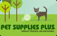 pet Supplies plus gift card balance checker