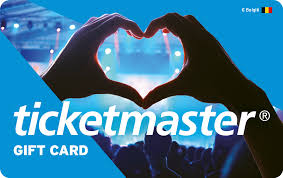 ticketmaster gift card balance