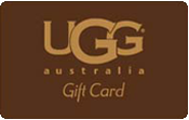 Ugg Gift card balance