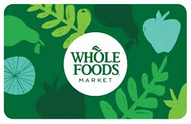 whole foods gift card balance